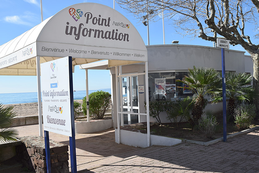 Agence Commerciale Fréjus Plage